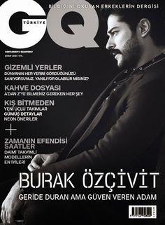 Burak Özçivit GQ Turquía Febrero