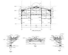 Ideas Gambar Kerja Konstruksi Baja Minimalist Home Designs Minimalist House Design, Minimalist Home, Autocad, Drawing, Shop, Construction, Steel, Building, Sketch