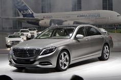mercedes-benz | Face to giant face with the 2014 Mercedes-Benz S-Class [w/videos]