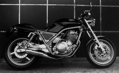 YAMAHA SRX400 Daihatsu, Sportbikes, Bikers, Cars And Motorcycles, Motorbikes, Yamaha, Vehicles, Inspiration, Biblical Inspiration