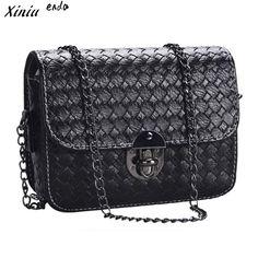 $7.31 (Buy here: https://alitems.com/g/1e8d114494ebda23ff8b16525dc3e8/?i=5&ulp=https%3A%2F%2Fwww.aliexpress.com%2Fitem%2FWomen-Messenger-Bags-Waven-Braided-Twist-Lock-Chain-Strap-Women-Shoulder-Bags-Bolso-Mujer-Moda-2905%2F32727382650.html ) Xiniu Women Messenger Bags Waven Braided Twist Lock Chain Strap Women Shoulder Bags Bolso Mujer Moda #2905 for just $7.31