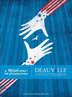 Affiche festival de Deauville