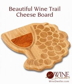 Wine Trail Cheese Board