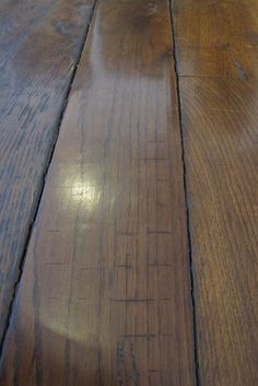 Original French Oak Wood Floorboards: These are the most precious genuine reclaimed French Oak planks available – all hand worked from ancient, reclaimed timbers. These are not re-sawn from beams, they are not from 'aged' oak boards, they are indeed 'antique'. Meaning the wood structure has changed, the cell within the wood itself has changed,...