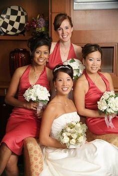 African American Wedding Hairstyles & Hairdos
