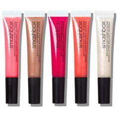 High Shine Lip Gloss Set <3 Smashbox Lip gloss Lasts Long on Lips & Looks Amazing