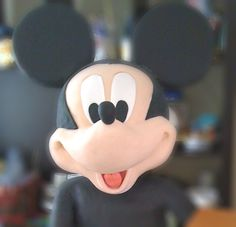 It's My Cake, Inc: Tutorial de 3D Mickey!
