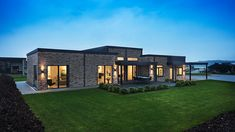 Billedresultat for huscompagniet Home Design Plans, Home Fashion, Home Decor Inspiration, Facade, Exterior, House Design, Mansions, House Styles, Minimalism