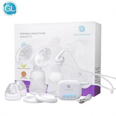 Cheap Electric Breast Pumps, Buy Directly from China Suppliers:GL Powerful Electric Double Breast Pump Automatically Breast Milk Suction Device Portable Electric Dual Breast Pump Multiple Use Cheap Electricity, Baby Feeding, Breast Feeding, Push Up Lingerie, Wipe Warmer, Bottle Warmer, Breastfeeding And Pumping, Bag Storage, Pumps