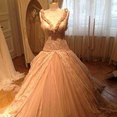 wedding dress <3 by Ozlem Suer