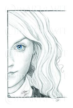 Your place to buy and sell all things handmade - – Fan Art Print – Luna Lovegood - Harry Potter Drawings Easy, Harry Potter Portraits, Harry Potter Sketch, Harry Potter Artwork, Harry Potter Wallpaper, Luna Lovegood, Draco Malfoy, Hermione, Galaxy Drawings