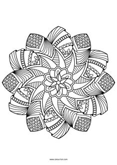 Exploit Free Printable Mandala Coloring Pages 15274 Unknown And Printable Flower Coloring Pages, Valentine Coloring Pages, Printable Adult Coloring Pages, Mandala Coloring Pages, Coloring Pages For Kids, Coloring Book Online, Coloring Books, Colouring Sheets, Mandala Printable