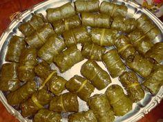 Sarmale de post. Retete sarmalute in frunze de stevie ( doua retete delicioase )