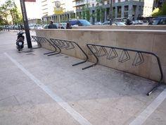 ミラノで見た自転車置き場 さすがです! その他 ココチエ(kokochie)
