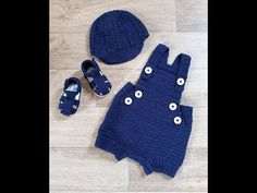 Crochet Baby Clothes Boy, Crochet Baby Costumes, Knitting Dolls Clothes, Crochet For Boys, Onesie Pattern, Crochet Baby Dress Pattern, Knit Vest Pattern, Knitting Patterns Boys, Baby Patterns