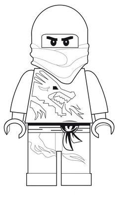 coloring page lego ninjago lego ninjago click image to find more diy crafts - Boba Fett Coloring Pages Printable