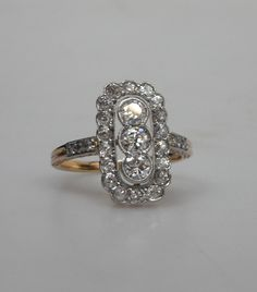 Stunning ring from Emmy Abe