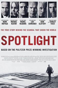 Spotlight/ McCarthy, Tom Código PUCP: PN 1995.9.J6 S (AV16) Duración: 129 min.