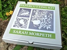 Paper cutting kit by Sarah Morpeth >> Paper Originals