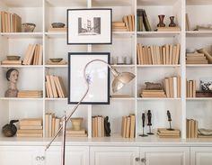 Librero unificado.