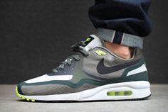 brand new f757f 445ad Nike Air Max Light WR Iron Green color Nike Outfits, Work Outfits, Spring  Outfits