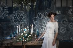 Contemporary Wedding Inspiration | Fly Away Bride