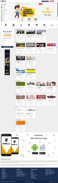Post Free Ads-Best Classified Advertising Site in Tamilnadu. Post Free Ads, Sell Property, Free Classified Ads, Advertising, App, Business, Apps, Store, Business Illustration