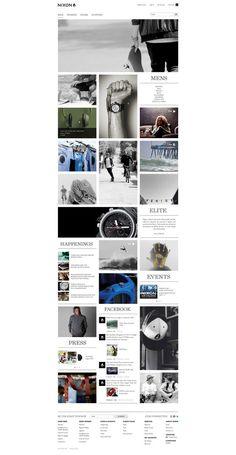 #grid #design #webdesign #inspiration