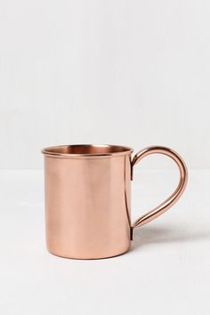 Copper Mule Mug from United by Blue. Saved to Interior #simple #copper