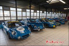 collection Rédélé Monte Carlo, Rolls Royce, Le Mans, Aston Martin, Jaguar, Ferrari, Alpine Renault, Automobile, Cabriolet
