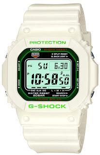 Letyourwatchdothetalking - Cheap, Original & Brand New Imported G Shock watches!: Green Collection