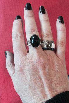 MelanO rings