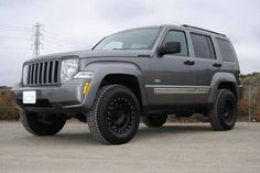 The Jeep Liberty, or Jeep Cherokee (KJ/KK) outside North America, was a compact SUV produced by the Jeep marque of Chrysler from model years 2002–2013. Description from imgarcade.com. I searched for this on bing.com/images