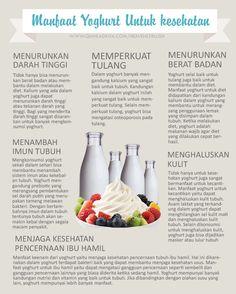 ZILQIAH happymom.luckywife: Manfaat Yoghurt Heavenly Blush Untuk Kesehatan