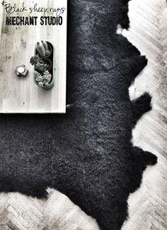Sheep Rug by LouizCez on Etsy