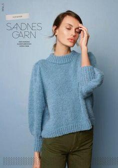 Pullover, Sweaters, Fashion, Threading, Moda, La Mode, Sweater, Fasion, Fashion Models