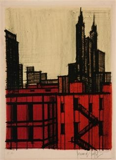 View New York VII by Bernard Buffet on artnet. Browse upcoming and past auction lots by Bernard Buffet. Home Nyc, Art Thou, Scenic Design, Global Art, French Artists, Art Market, Oeuvre D'art, Printmaking, Collages