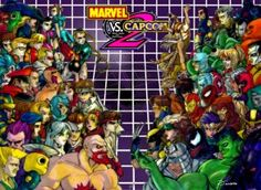 Capcom Takes iPhone Owners For a Ride with Marvel vs. Capcom 2 Rerelease