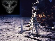 Disso Voce Sabia?: Neil Armstrong: Na Lua, Fomos Ordenados por Extraterrestres a se Afastar