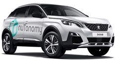 PSA Peugeot Citroen To Test Fully Autonomous Vehicles In Singapore #Autonomous #Peugeot
