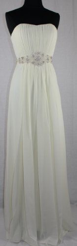 Zeilei 7733 Chiffon Strapless Bridesmaid Prom « Dress Adds Everyday