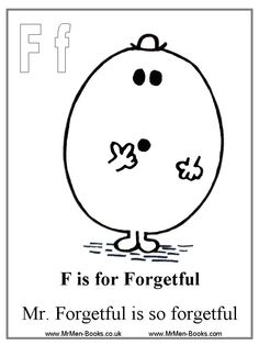 Worksheet. Mr Men Variety of coloring sheets with various personality traits
