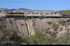 RailPictures.Net Photo: CBRY 304 Copper Basin Railway EMD GP40-2 at Hayden, Arizona by Kevin Andrusia