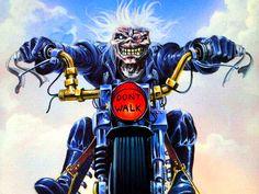 iron maiden artwork | ... Iron Maiden Art England Metallica 1100x825 | #977586 #iron maiden