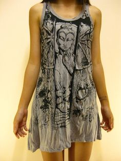 "buddha long tanks | ... Women's Tank Dress Meditation Buddha"" Click here to cancel reply"