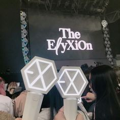 171126 TheElyXiOn in Seoul  #EXO #lightstick