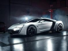 Think for a second on countries that produce supercars and chances are Lebanon isn't on your list. But that could very well change with W Motor's Lykan Hypersport.  We still don't know a whole lot about the Lykan Hypersport, and official figures have yet to be released or verified but we do know the Middle East's first supercar is set to sell for $3.4M, feature a turbocharged six-cylinder engine, a top speed of 245 mph, and a 0-60 time of 2.7 seconds.  Yawn, right? Well if that's not enough…