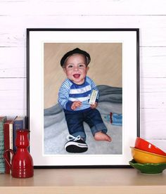 Whataportrait - We Convert your Photos into Canvas Paintings or Picture Portraits to make your memories forever. Photo Portraits are a great gift for your Loved ones. Photo To Oil Painting, Turn Photo Into Painting, Pictures To Paint, Boss Babe, Caricature, The Dreamers, Kids Room, How To Memorize Things, Childhood