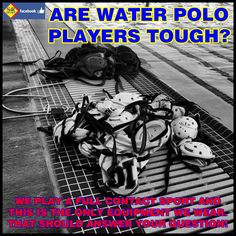 Are water polo players tough?
