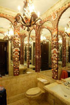Seashell Wall Decor | Architectural Seashells